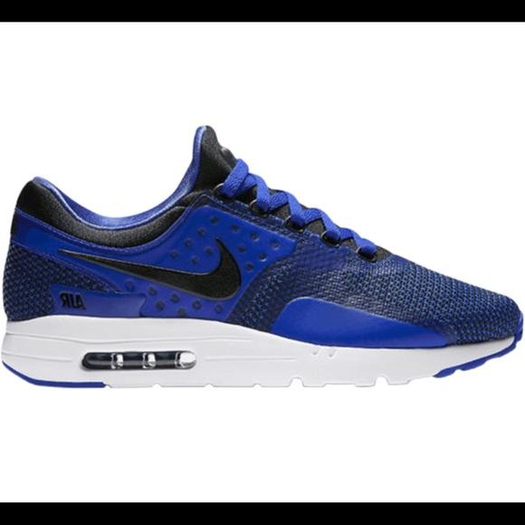 """Nike AirMax Zero """"Paramount Blue"""""""